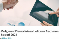 international Mesothelioma Markets and competitive panorama record 2021